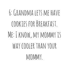 Hell hath no fury like a 6 year old who has Grandma for back up 💕 6 Year Old, Folk, Let It Be, Happy, Instagram, Popular, Forks, Ser Feliz, Folk Music