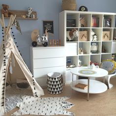 Find inspiration to create the most luxurious playroom for kids with the latest interior design trends. See more at circu.net Kids Room Design, Boy Toddler Bedroom, Big Boy Bedrooms, Baby Boy Rooms, Baby Bedroom, Toddler Rooms, Kids Bedroom, Bedroom Decor, Playroom Storage