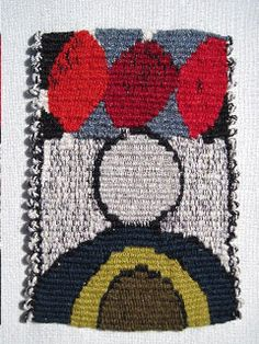 small tapestries by Jan Langdon