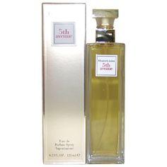 Fifth Avenue By Elizabeth Arden For Women. Eau De Parfum Spray 4.2 Ounces - http://www.theperfume.org/fifth-avenue-by-elizabeth-arden-for-women-eau-de-parfum-spray-4-2-ounces/