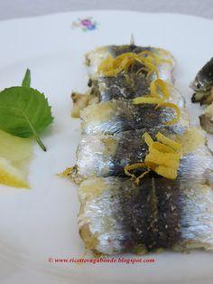 Alici con pesto, come fare mangiare il pesce ai bambini
