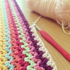 foreverautumn crochet wip