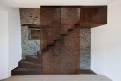 Recupero di una casa storica in Umbria