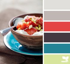 culinary color - design seeds