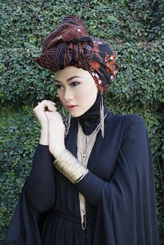 _MG_1390 by indahnadapuspita, via Flickr  style beauty hijab, ideas for photo shoots, muslim, modest clothing, hijab style, fashion, хитжаб