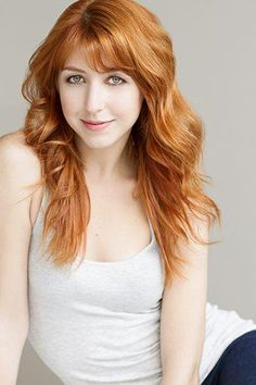 What words..., commercial actress redhead join