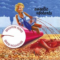 ANGELIC UPSTARTS - BRIGHTON BOMB Single - 5.00€ : Redstar73 Records, Ska Reggae Oi http://redstar73.com/tienda/angelic-upstarts-brighton-bomb-single-p-3575.html