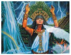 ixchel goddess | Ixchel's Healings: Medicinal Plant Remedies of the Maya