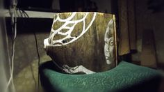 stump art wood