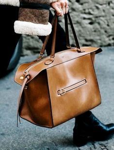 Does anyone know what kind of bag this is?? Is this a Celine bag?? leather handbags diy