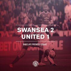 Swansea 2-1 MU Mata