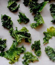 Toddler Talk: Homemade Kale Chips - A healthy snack for your little ones