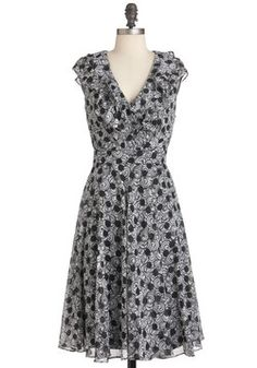 Be Quill My Heart Dress, #ModCloth