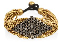 Duo Diamond Shape Bracelet on OneKingsLane.com