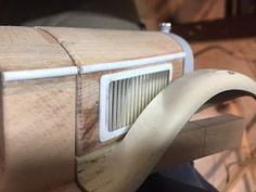 grille aeration capot peugeot 201 des Dupont tintin désert or noir
