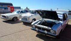 Ford Mustang, Popular & Cortina