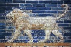 assyrian glaze