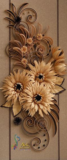 *QUILLING ~ by Nelli!