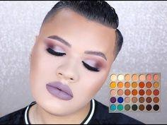 Jaclyn Hill x Morphe Tutorial | Cool Toned Makeup
