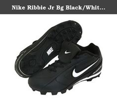 Nike Ribbie Jr Bg Black/White Baseball Cleats 12c. Little cleats for tomorrow's diamond dominators. The Nike Ribbie Jr. (10c6y) Boys' Baseball Cleat is a lightweight, cushioned shoe with breathable synthetic leather and rubber cleats for supreme grip. A midsole EVA wedge delivers lightweight cushioning. A performance rubber outsole utilizes Nike Regrind technology for enhanced sustainability.