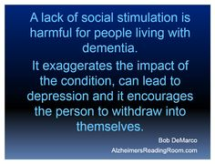 3 Quotes for Alzheimer's Caregivers | Alzheimer's Reading Room