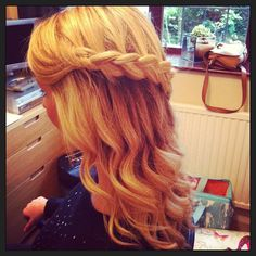 Half Up Half Down Hairstyles for Prom | Beauty High