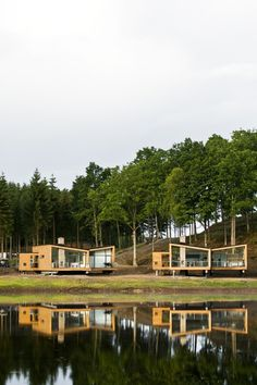 Image 1 of 14 from gallery of Woodlands / Henning Larsen Architects. Photograph by Kontraframe Architecture Company, Architecture Board, Sustainable Architecture, Architecture Design, Henning Larsen, Scandinavian Architecture, Usa Country, Shed Roof, Back To Nature