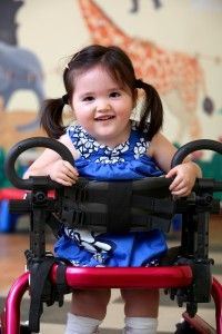 """Pediatric walkers and gait trainers: """"Benefits of Early Mobility with an Emphasis on Gait Training"""" by Joanne Bundonis PT PCS ATP Sensory Therapy, Therapy Activities, Therapy Ideas, Angelman Syndrome, Down Syndrome Kids, Pediatric Occupational Therapy, Gross Motor Activities, Toddler Development, Cerebral Palsy"""