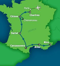 France Tour The Best Of France Rick Steves Tours Ricksteves - Best of france tours