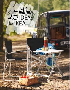 25 Outdoor Ideas from IKEA for Spring/Summer 2013