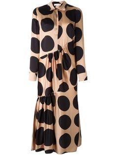 Stella McCartney платье в горох