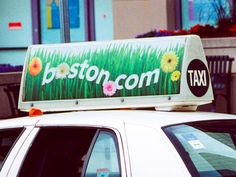 Taxi Top Advertising, 3D, Animated, Extended, Custom Tops | VeriFone Media