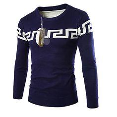 Zicac Spring Winter Mens Boys Knitwear Stylish Fine Novel... https://www.amazon.co.uk/dp/B0172WKORW/ref=cm_sw_r_pi_dp_x_hAq1yb5E4TB4A