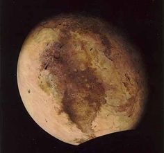 Pluto, formal designation 134340 Pluto, is the second-most-massive known dwarf planet in the Solar System (after Eris) and the tenth-most-massive body observed directly orbiting the Sun. Originally classified as the ninth planet from the Sun, Pluto was recategorized as a dwarf planet and plutoid due to the discovery that it is one of several large bodies within the newly charted Kuiper belt.