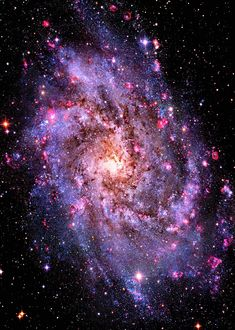 Space: the Triangulum Galaxy