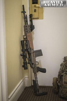 M14 EBR another amazing .308. Rare, but still awesome!