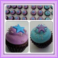 Violetta Cupcakes