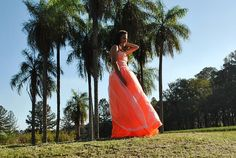 Home Comforts Canvas Print Orange Fashion Quinceanera Dress Prom Dress Quinceanera Traditions, Quinceanera Dresses, Quinceanera Party, Expensive Prom Dresses, Cheap Dresses, Dresses 2016, Orange Prom Dresses, Prom Dress Shopping, Perfect Prom Dress