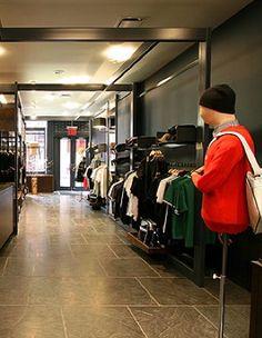 Men's Clothing in New York, NY