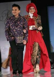 Batik Couple, Kebaya, Ikat, Fasion, Muslim, Evening Dresses, Clothes For Women, Couples, Lady