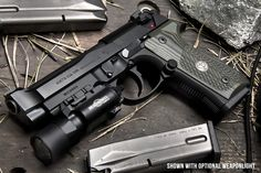 Wilson Combat | Beretta 92G Brigadier Tactical... DO WANT!
