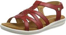Amazon.de: hush puppy sandalen Supportive Sandals, Hush Puppies, Hush Hush, Gladiator Sandals, Shoes, Fashion, Sandals, Moda, Zapatos