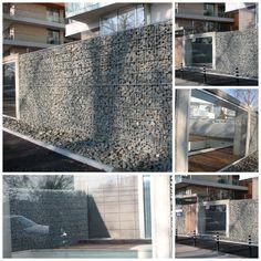 Proiect realizar de firma Decorio - Gard Gabioane cu Piatra! #gabion   #gard   #pallas   #heras   #design   #arhitectura   #bucuresti   #romania   http://www.decorio.ro/gard-umplut-cu-piatra-str-madrigalului/