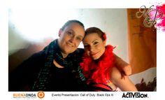 Evento Presentacíon Call of Duty Black Ops III Cliente: Activision Productora: BuenaOnda SL Maquillaje caracterización y peluquería: Marga Prieto https://www.facebook.com/margaprietoartist/ https://es.pinterest.com/margarelaa/ https://www.instagram.com/marga_makeup_fx/