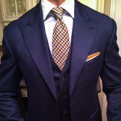 """Gentleman's Playbook on Instagram: """"Late night Fall fittings - All textured. All the time. """""""