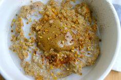 paleo n'oatmeal (grain free oatmeal, paleo oatmeal) @The Official 21 Day Sugar Detox friendly. #stuftdetox #paleo