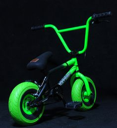 Buy online Fatboy Assault Pro 10 inch Mini BMX Bike in Green Black and get it shipped to you fast. Bmx Rims, Bmx Bikes For Sale, Tricycle, Bike Life, Mini, Green, Black, Stuff Stuff, Bicycles