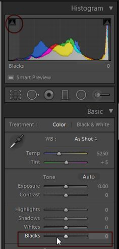 Adobe Lightroom Tips for beginners: Understanding which portion of the image each slider affects.   ADIDAP