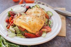Grillsajt, balzsamecetes friss vegyes salátával, majonézzel #veszprem #grillcheese