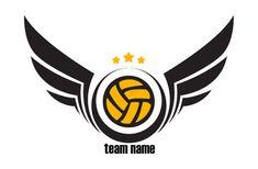 Soccer Team Logo by virben on deviantART Basketball Logo Design, Soccer Logo, Basketball Quotes, Basketball Teams, Sports Team Logos, Sports Shirts, Netball Coach, Smile Logo, Volleyball Designs